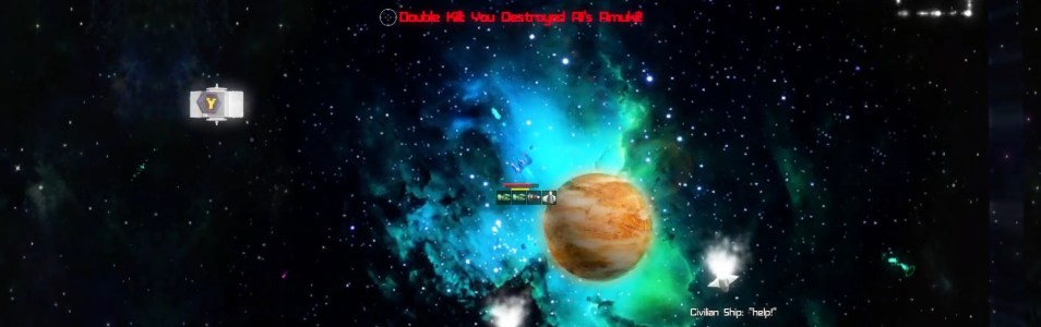 Lets Try Yargis – Space Melee: Physics-Based Fun with Tons to Do