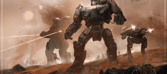 Mecha Game Junkie Audio Q&A – Battletech with Mitch Gitelman