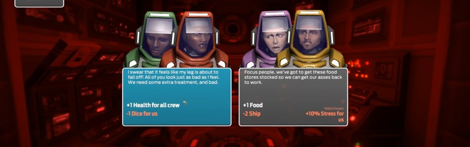 Let's Play Tharsis – Entry 1 – This Game is Exhausting