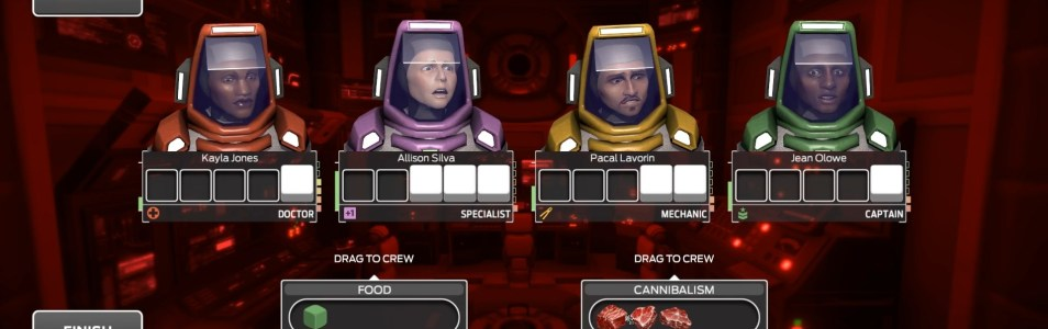 Let's Play Tharsis – Entry 4 – I Get So Emotional, Baby