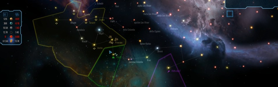 Let's Preview Polaris Sector – Entry 3 – Stomped by the Comp