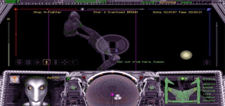 Screw You, Robot!