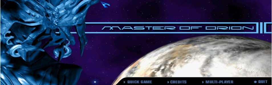 Let's Play Master of Orion – Conquer the Stars – Entry 1 – Diving Right In