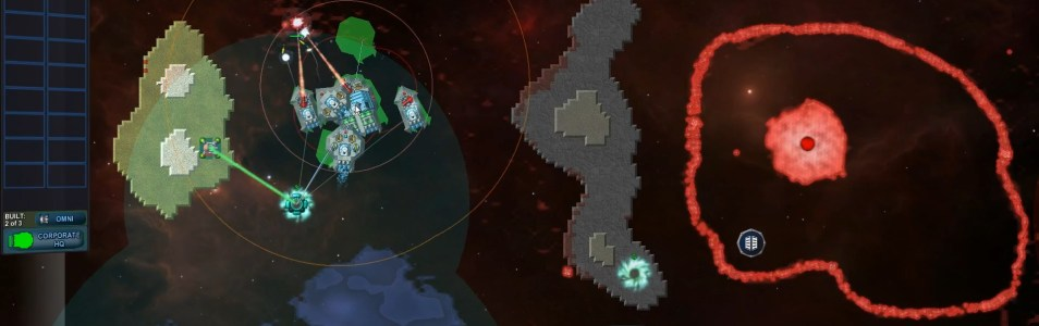 Particle Fleet: Emergence – Crawling Out of a Hole – Let's Play Entry 2
