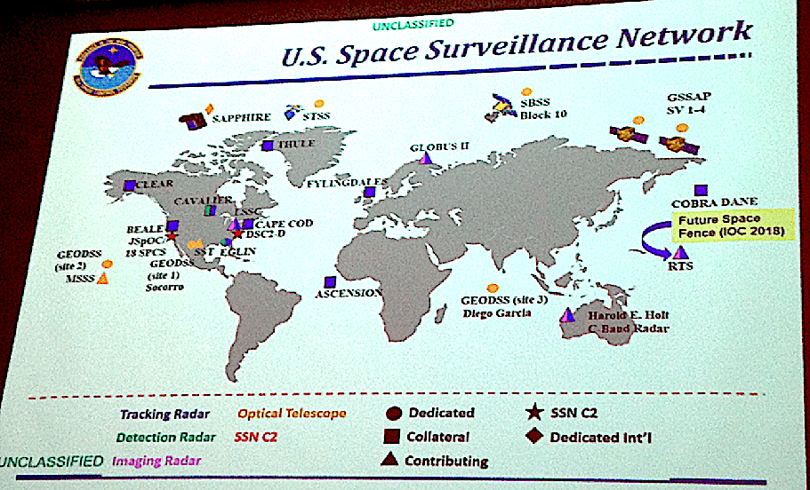 US Air Force seeks smallsat owner, launch provider help to avoid orbital chaos
