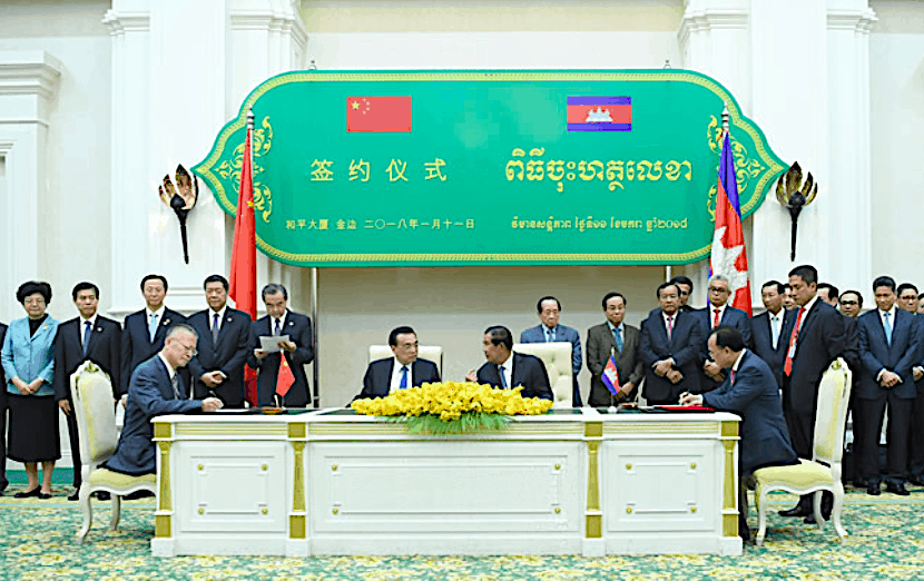China wins Cambodian satellite deal, continues roll-up of Southeast Asian customers