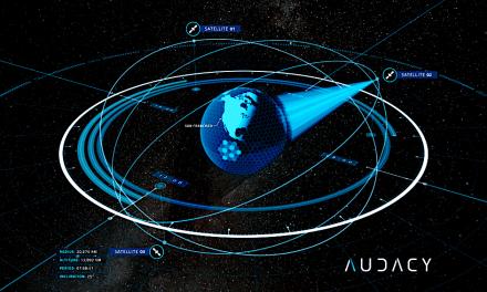 U.S. regulators approve Audacy's MEO-orbit satellite data-relay service, with conditions