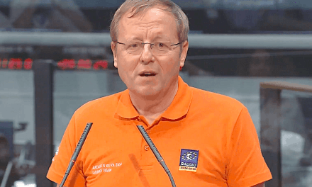 Woerner survives palace intrigue, wins 2-year term extension from ESA governments