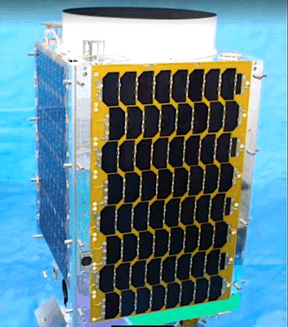 Canon reports COTS optical smallsat constellation flight-demo results