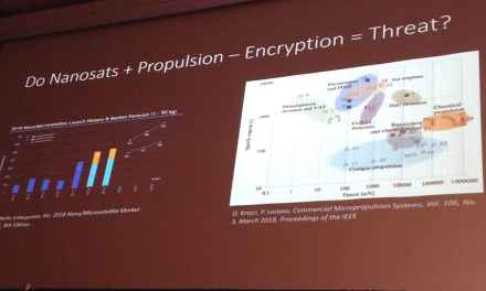 """Should nanosats with propulsion be forced to include encryption? Here's the """"yes"""" case"""