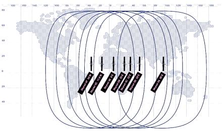 British military seeks satellite orbital-slot solution ahead of ITU meeting