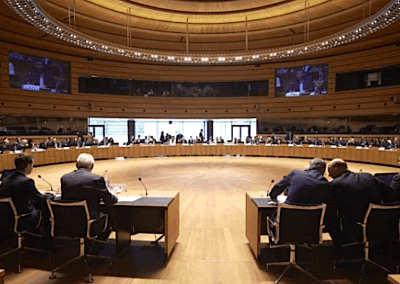 EU Council approves draft 7-year space budget with no major changes; negotiations to begin with Parliament