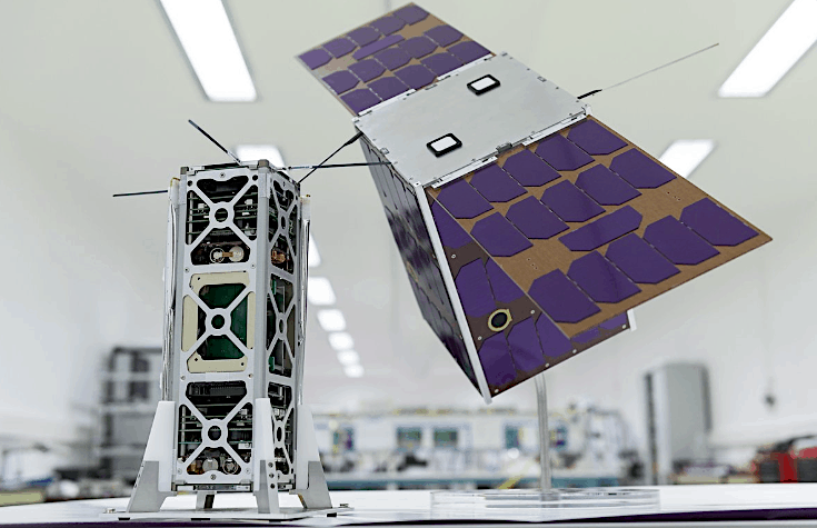 France's Nexeya sells off most non-space assets to focus on smallsats; sees 'rapid growth' in New Space