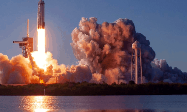 For Avanti, ESA and Airbus, the SpaceX Falcon Heavy launch of Arabsat 6 started the countdown to a problem