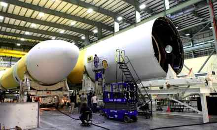 Ukraine's rocket builder, with little government work, worries about future of Northrop Grumman, Avio contracts