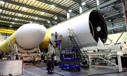 Ukraine's rocket builder, with little government work, worries about future of Northrop Grumman, Avio contracts