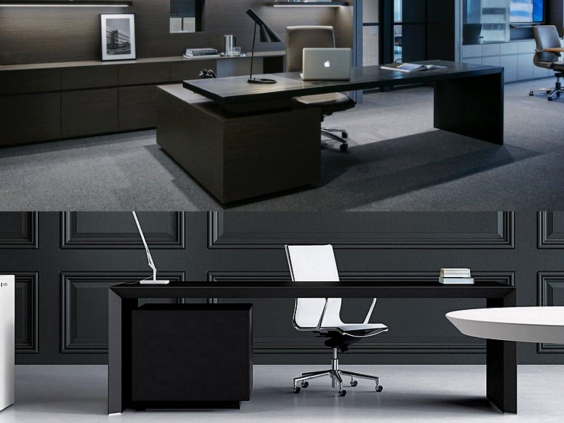 Inspiring Interiors Five Executive Desks For The Private
