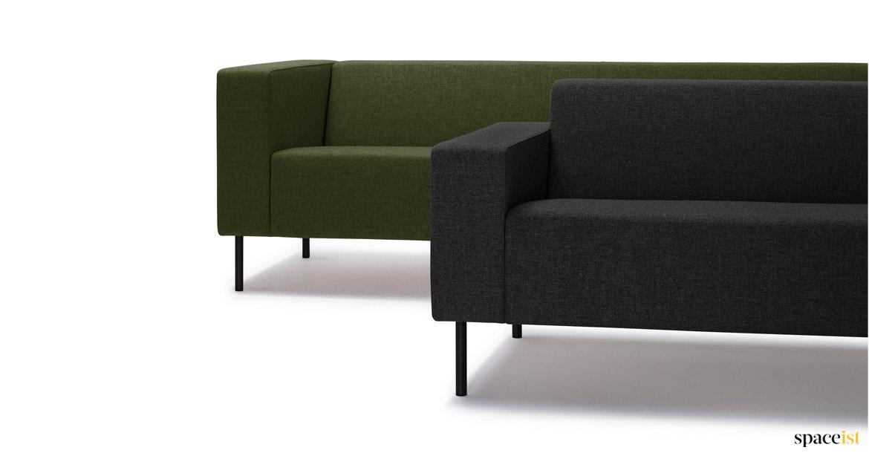 Reception Sofas : 18 office sofa