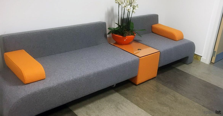 Reception Sofas : 30 corner sofa