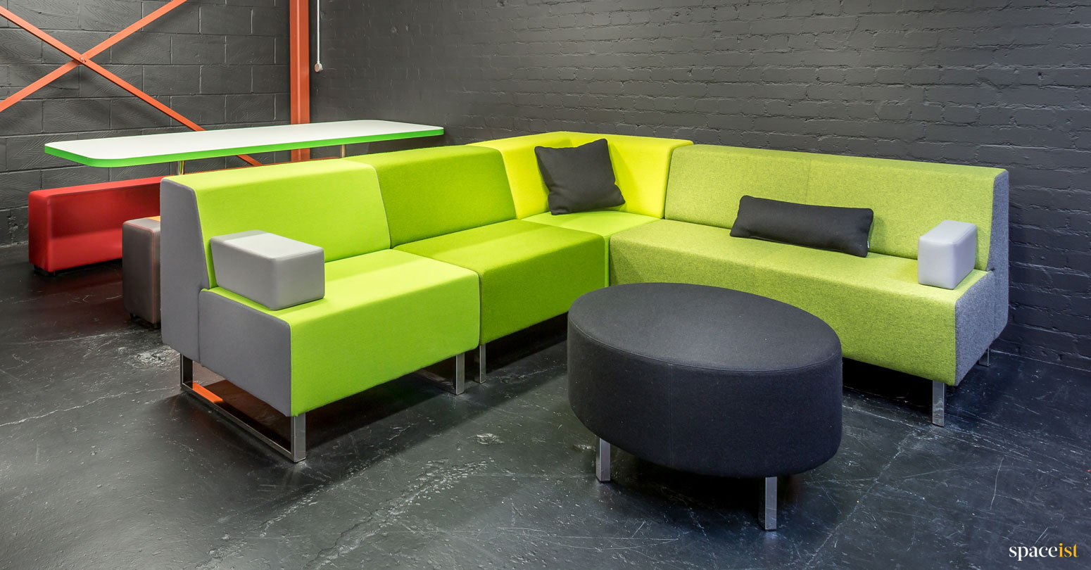sofa upholstery west london rattan corner dining set new spaceist furniture showroom in