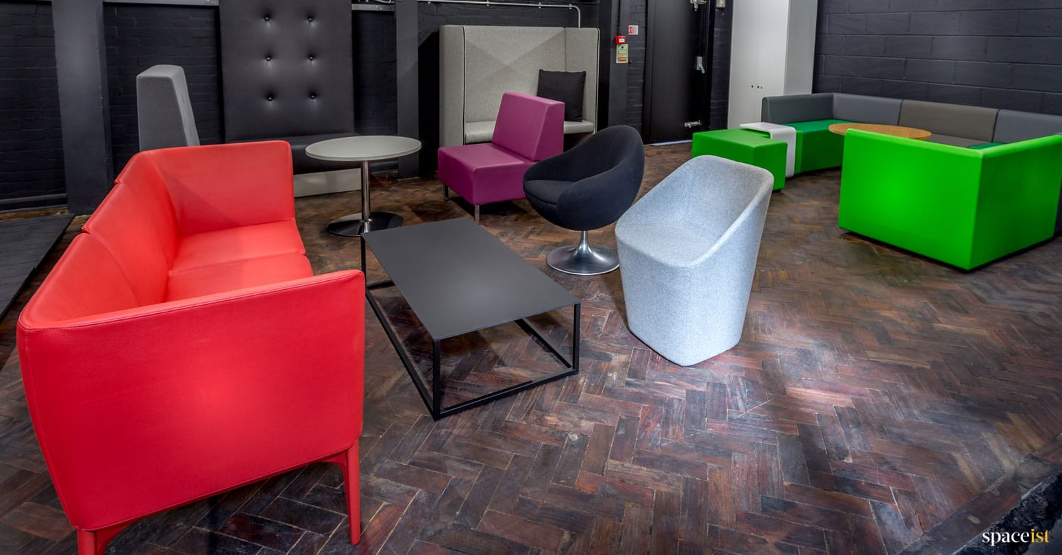 sofa upholstery west london caddy new spaceist furniture showroom in