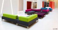 Modern office sofas - Reception sofas