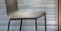 Cafe Furniture : Inga black chair | NEW