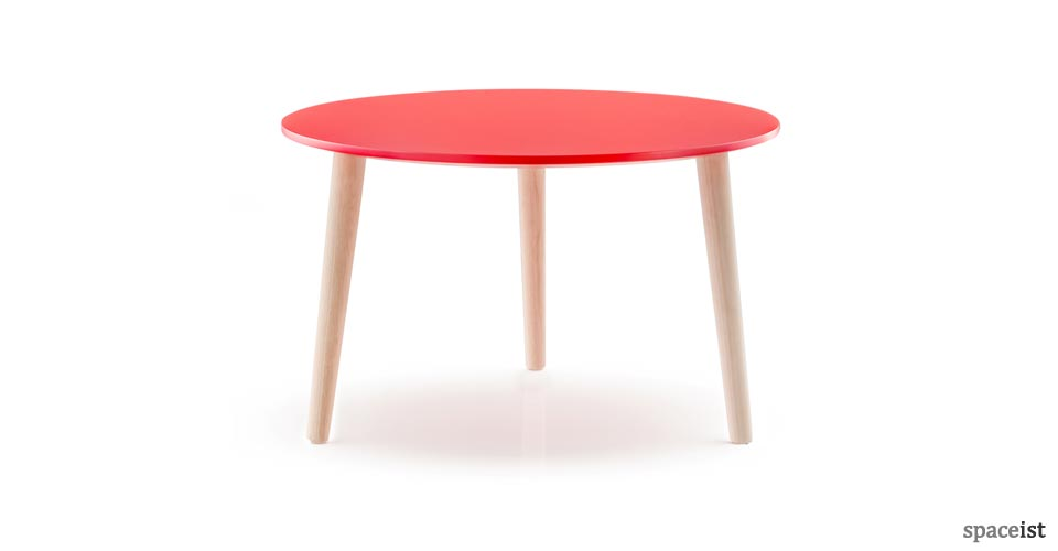 malmo coffee table round spaceist