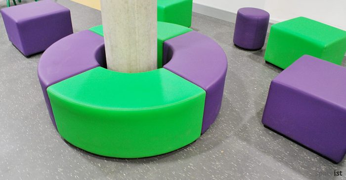 Common Room Cubes Interesting Cubes Sixth Form Furniture