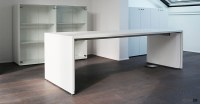 Office Desks : Tre long desk