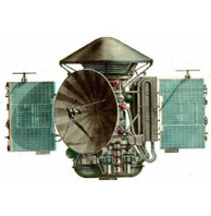 Mars 2, first space probe to impact with Mars