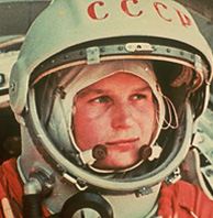 Valentina Tereshkova First woman in space and Russian cosmonaut