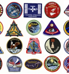 spacesuit mission patches [ 1024 x 768 Pixel ]