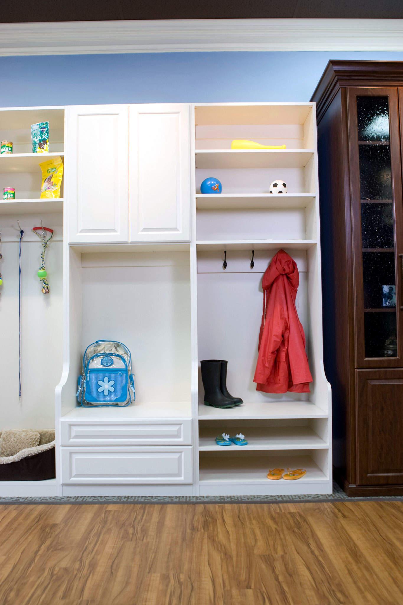 Mudroom Cabinets  Top Mudroom Storage Ideas To Beautify