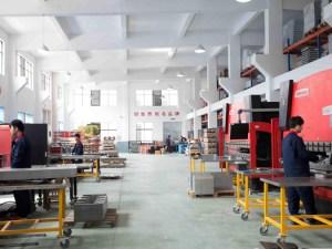 Spaceman CNC Production Facility