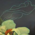 Mid Century Modern Art - Quintance Painting