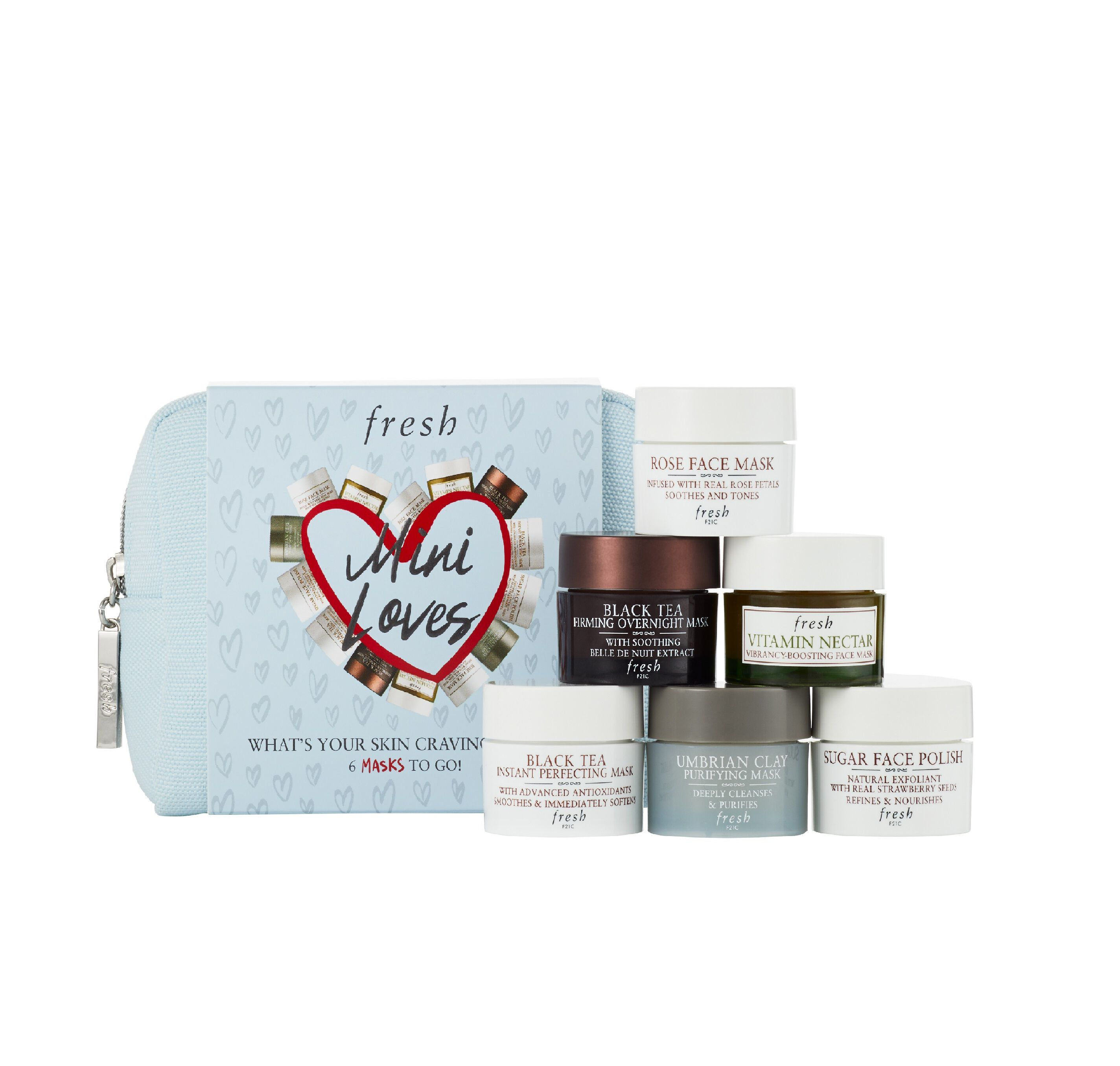 Fresh Soy Face Cleanser 20ml