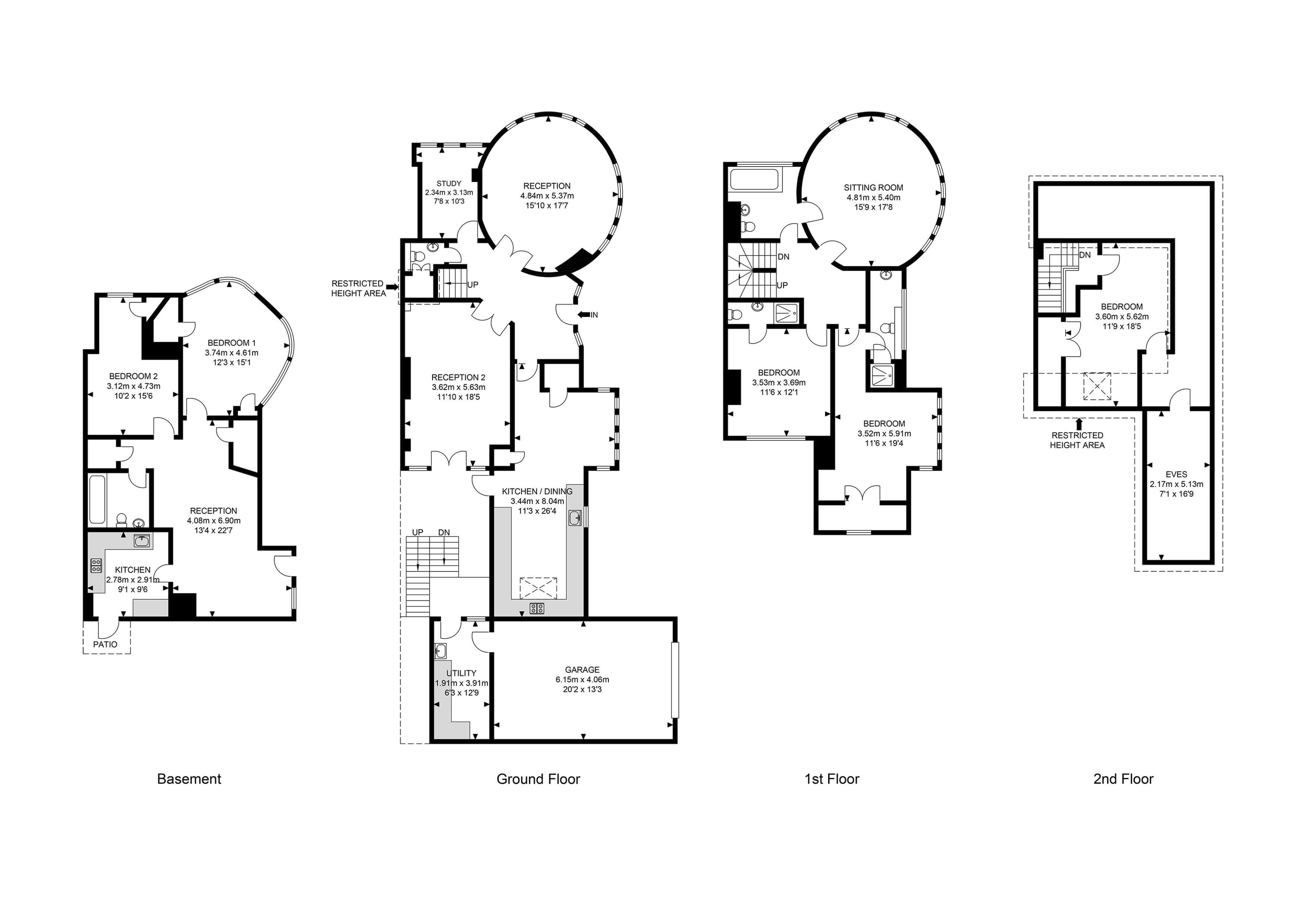 Add-on to the 3D Virtual Tour: Schematic floor plan