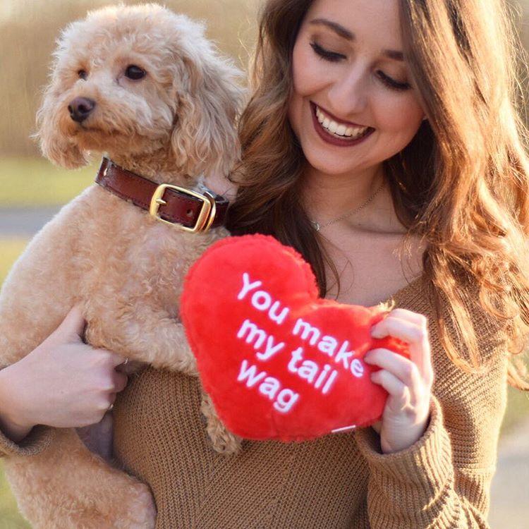 Happy Valentines Day my loves! When petsmart had this littlehellip
