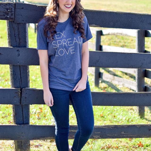 SURPRISE You can purchase LexSpreadLove tees for one more dayhellip