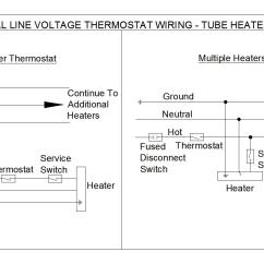 Line Voltage Thermostat Wiring Diagram 1999 Mustang Gt Stereo Honeywell 48