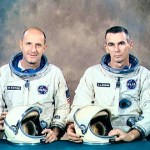 Crew of G9-A, Tom Stafford & Gene Cerenan