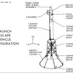 Launch Escape Vehicle Configuration