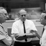 Ad. Abhau, Robert Thompson, and Kraft
