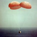 Apollo 8 splashdown