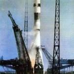 Soyuz 4 launch