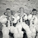 Apollo 10 un-official crew portrait