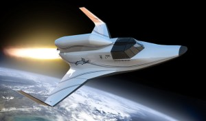 XCOR's Lynx suborbital spacecraft