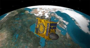 NEOSSat will look at Atira class asteroids and it will also trask satellites and space debris (Credits: CSA).