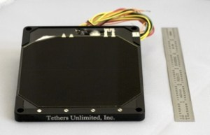 Terminator Tape deorbit module (Credits: Tethers Unlimited).